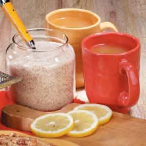 Instant Spiced Tea Mix Recipe
