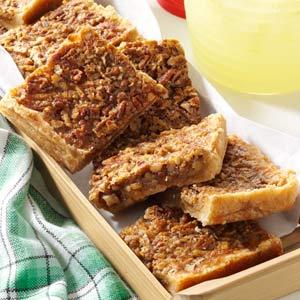 Pecan Pie Bar Recipes