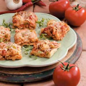 Fajita Pizza with Chicken Recipe