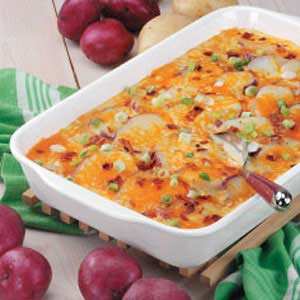 Elegant Scalloped Potatoes Recipe