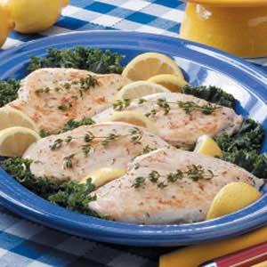 Easy Lemon Herb Chicken Recipe