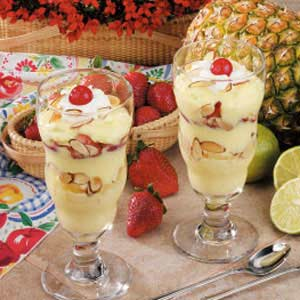 Tropical Parfaits Recipe