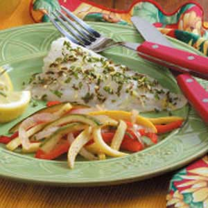 Microwaved Cod Recipe