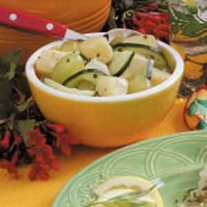 Pineapple Cucumber Salad Recipe