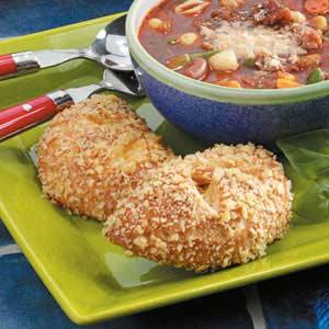 Crunchy Tuna Turnovers Recipe