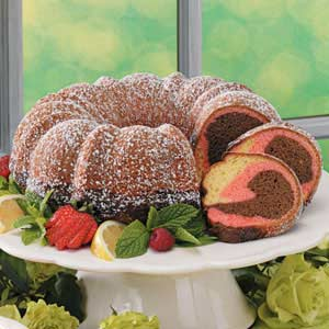 Neapolitan Cake Recipe