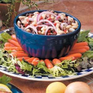 White Kidney Bean Salad Recipe