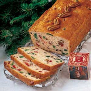 Cheery Cherry Loaf Recipe