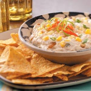 Southwest Corn Spread Recipe