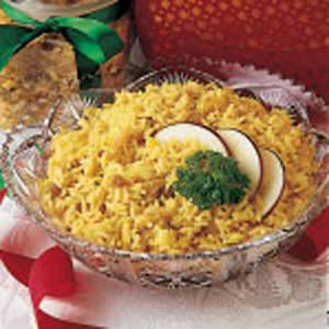 Fruited Rice Mix Recipe