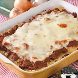 recipe: spicy beef lasagna recipe [35]