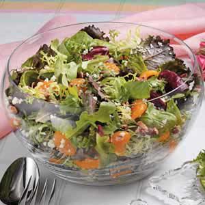 Springtime Tossed Salad Recipe