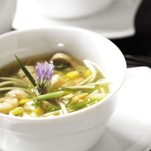 Asian Shrimp Soup Recipe