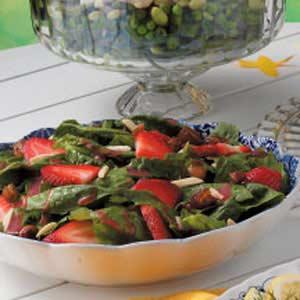 Spinach Date Salad Recipe