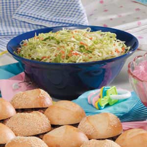Cabbage Patch Coleslaw Recipe