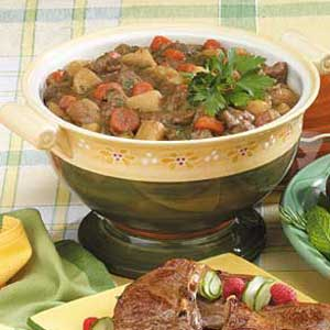 Traditional Lamb Stew Recipe