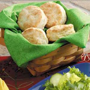 Touch of Honey Biscuits Recipe