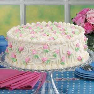 Lovely Cherry Layer Cake Recipe