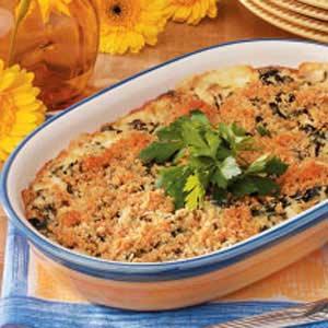 Crab Rockefeller Recipe