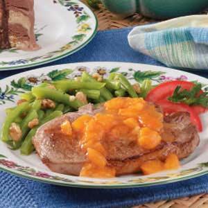 Easy Apricot Pork Chops Recipe