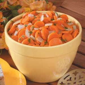 Soup Carrot Coins