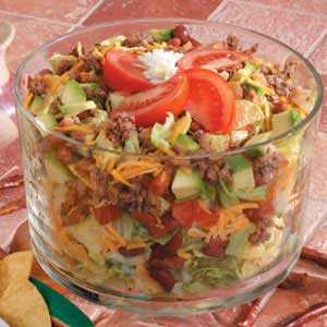Taco Bean Salad Recipe