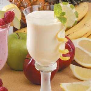 Lemon Pineapple Smoothies Recipe