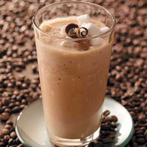 Cappuccino Smoothies Recipe