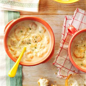 Shrimp Chowder