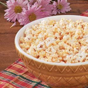 Parmesan Popcorn Recipe