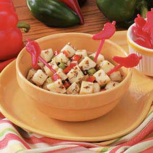Flavorful Marinated Mozzarella Recipe
