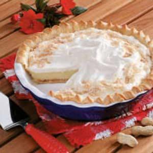 No Bake Peanut Butter Pies Recipe