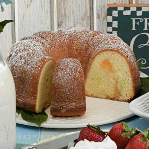 Pastel Pound Cake Recipe