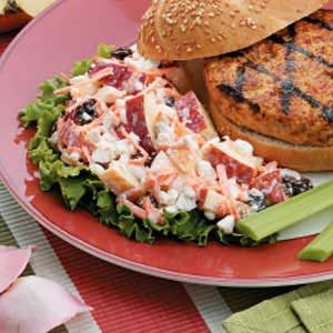 Quick Cottage Cheese Salad Recipe