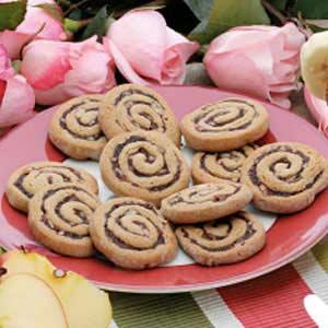 Date-Filled Pinwheels Recipe