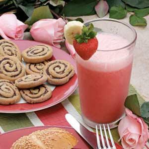 Ruby-Red Strawberry Burst Recipe