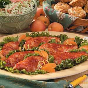 Apricot-Glazed Chicken Recipe