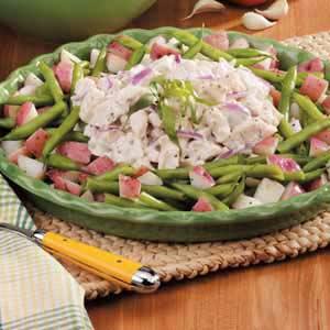 Low-Fat Tarragon Chicken Salad Recipe