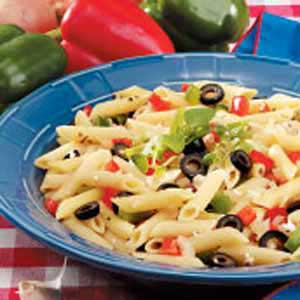 Bell Peppers and Pasta Recipe