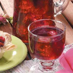 Cran-Raspberry Iced Tea Recipe