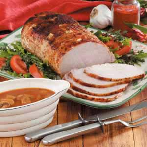 Roast Pork Paprikash Recipe
