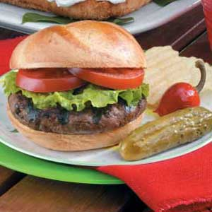 French Onion Burgers Recipe