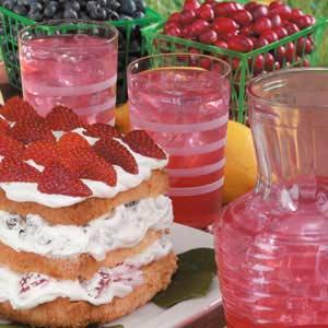 Cranberry Lemonade Recipe