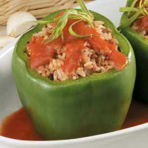 Traditional Stuffed Peppers Recipe