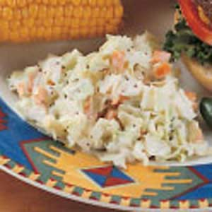 Cabbage Slaw Recipe