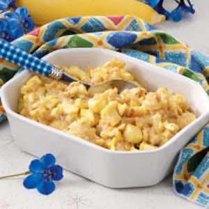 Stuffing Squash Casserole Recipe