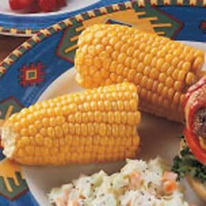 Roast Corn on the Cob Recipe