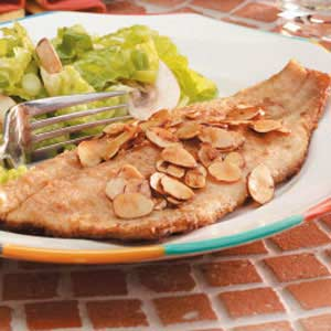 Trout Meuniere Recipe