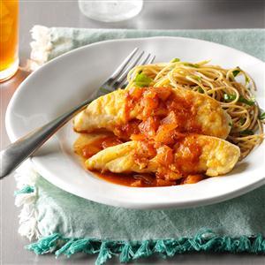 Italian Chicken Tenderloins Recipe