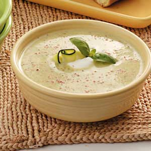 Image result for zucchini bisque
